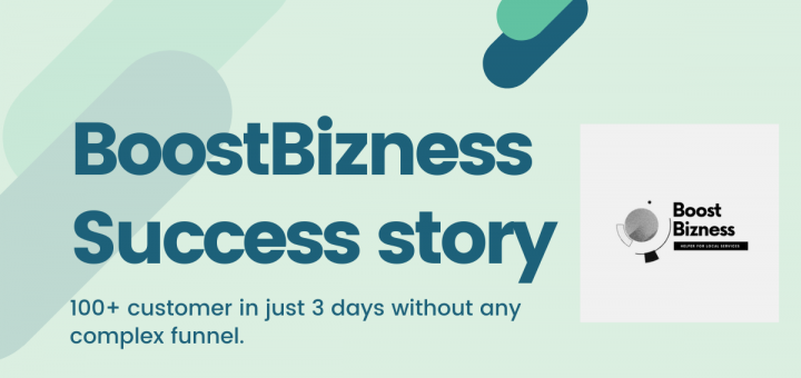 BoostBizness success story
